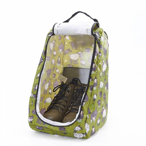 Foldable Boot Bag