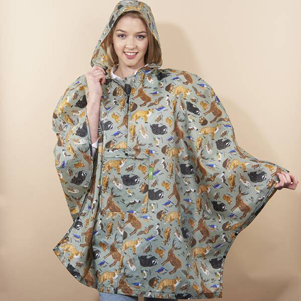 Large Adult Ponchos