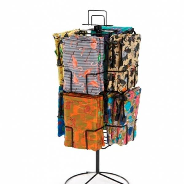 0020 Metal Poncho Counter Display Stand FOC £96