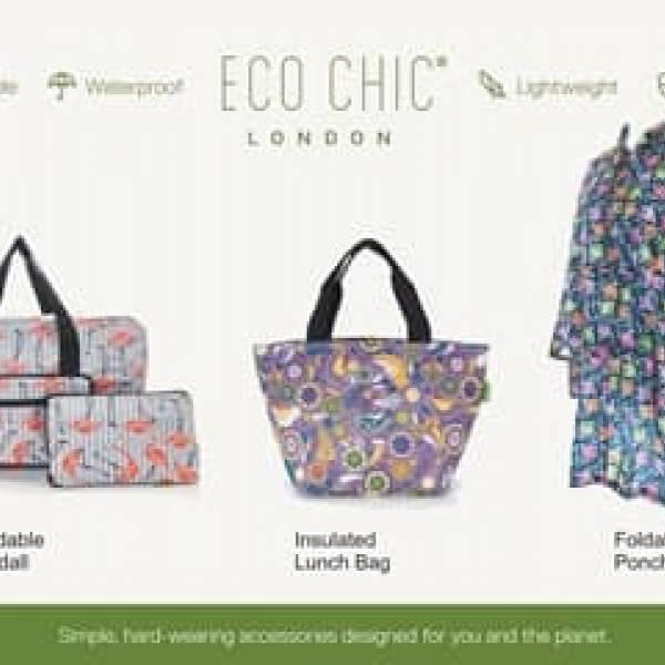 1003 Eco Chic Handbags Mixture Header Board