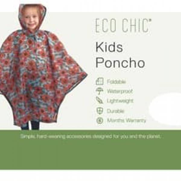 1008 Kids Poncho Header Board