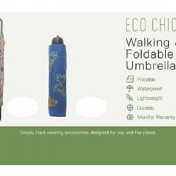 1022 Walking and Foldable t Umbrella Header Board