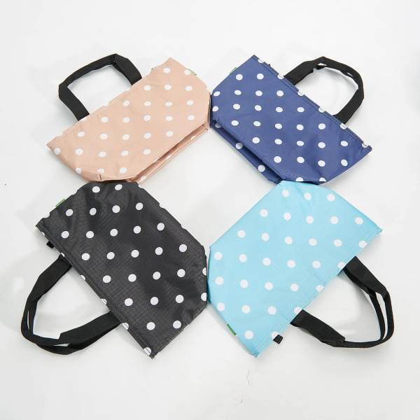 35623 Polka Dots Cool Bag Pack Of 4