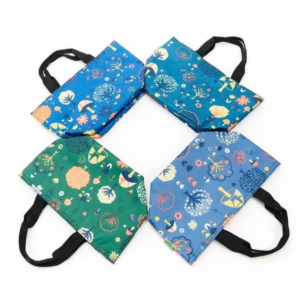 35629 Forest Cool Bag Pack Of 4