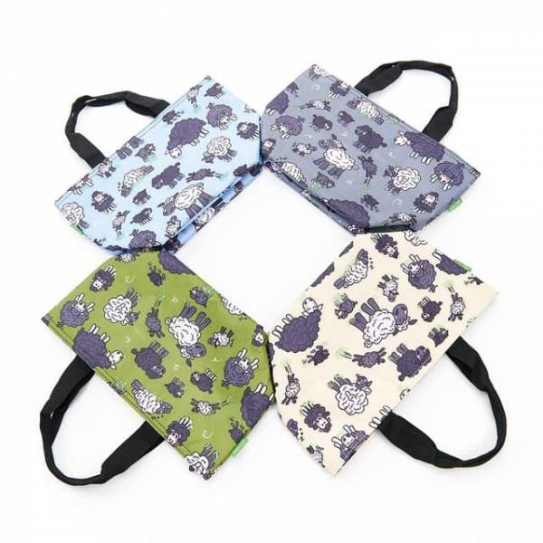 35635 Sheep Cool Bag Pack Of 4