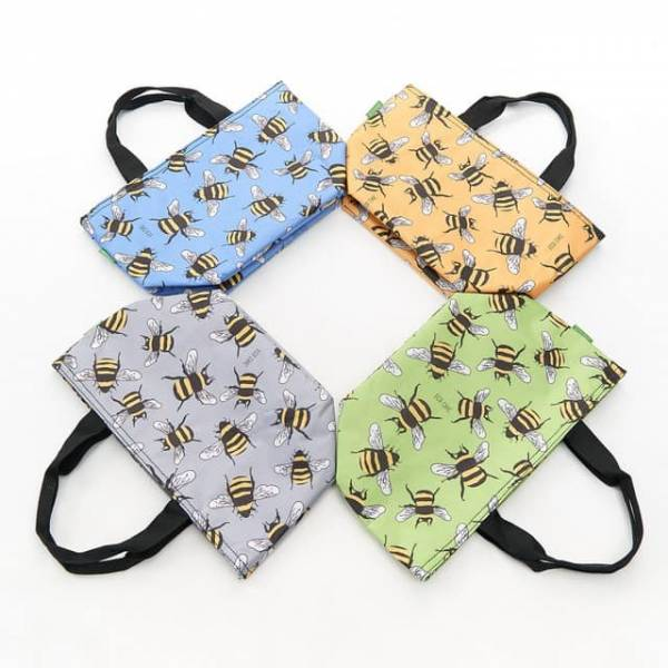 35643 C02  Bees Cool Bag Pack Of 4