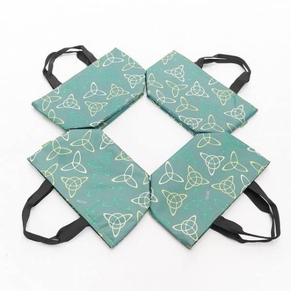 35651 Green Trinities Cool Bag Pack Of 4