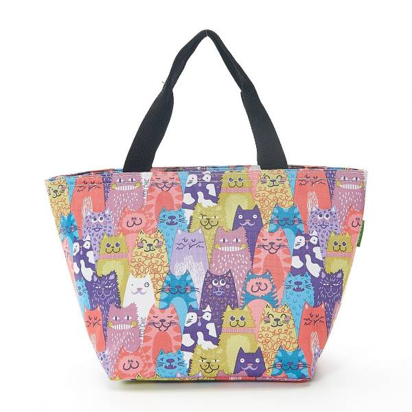 35668 Multiple Cats Cool Bag Pack Of 2