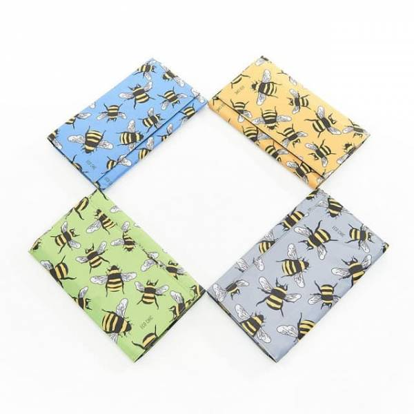 35909 Bee Travel Wallet Pack Of 4