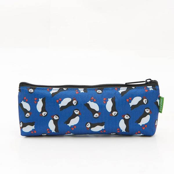 45001 Blue Puffin Pencil Case Pack Of 4