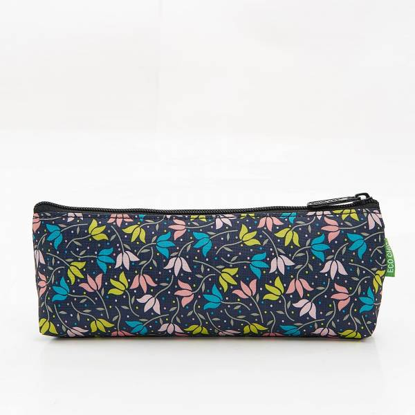45002 Black Ditsy Doodle Pencil Case Pack Of 4