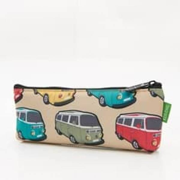 45007 Apricot Camper Vans Pencil Case Pack Of 4