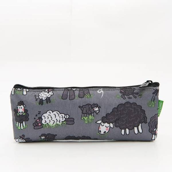 45010 Grey Sheep Pencil Case Pack Of 4