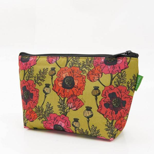 45106 Yellow Poppies Make Up Bag Pack Of 4