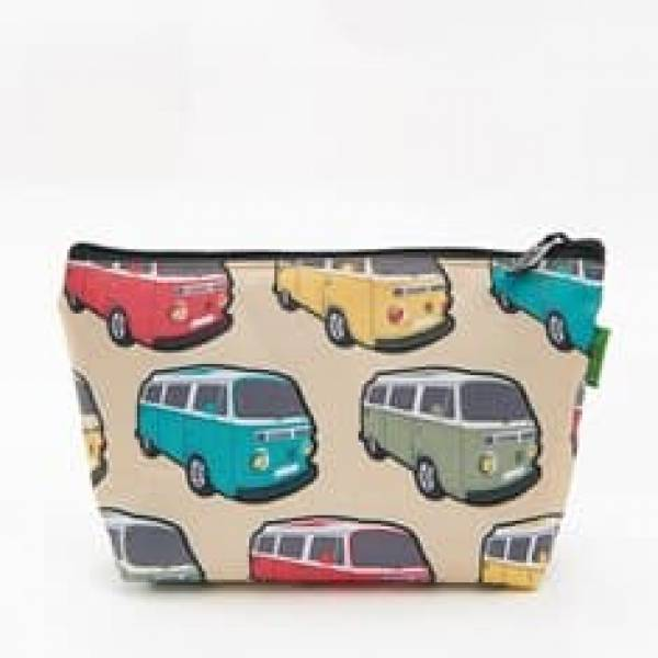 45107 Apricot Camper Vans Make Up Bag Pack Of 4