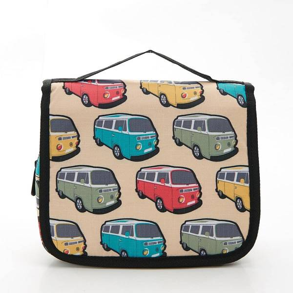 45207 Apricot Camper Vans Toiletry Bag