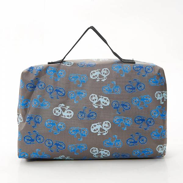 45604 Grey Vintage Bike Picnic Blanket