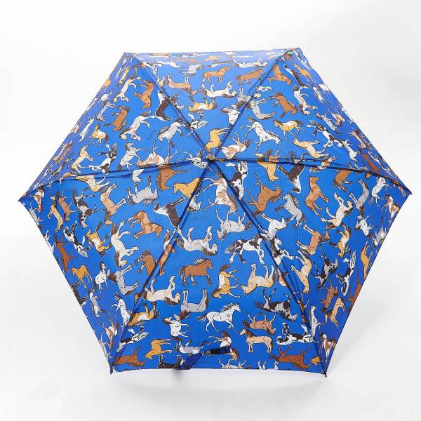 46108 Country Horses Mini Umbrella