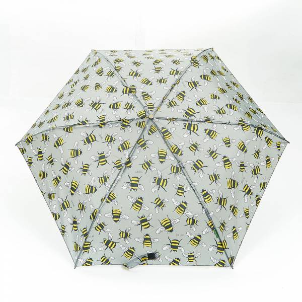 46115 Grey Bee Mini Umbrella