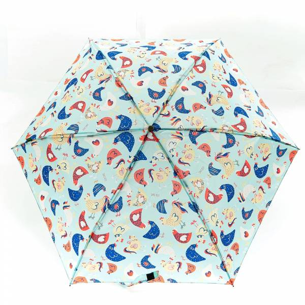 46118 Chicken Mini Umbrella