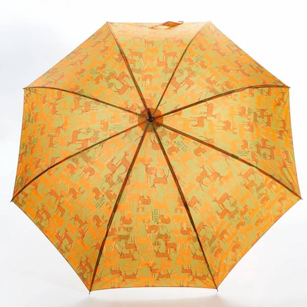 46208 Deer Fibreglass Walking Umbrella