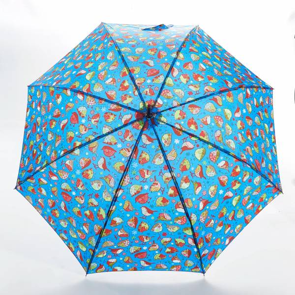 46210 Robin Fibreglass Walking Umbrella