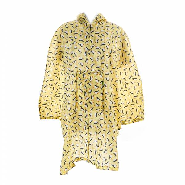 46903 Puffin Foldable Poncho