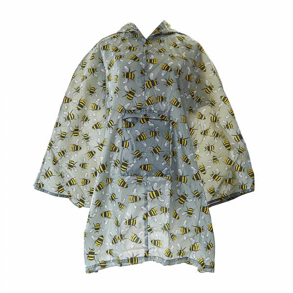 46921 Bee Foldable Poncho