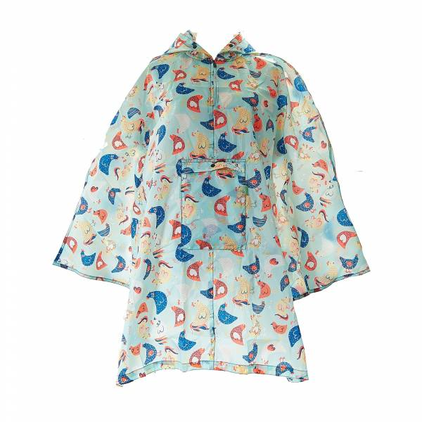 46924 Chicken Foldable Poncho