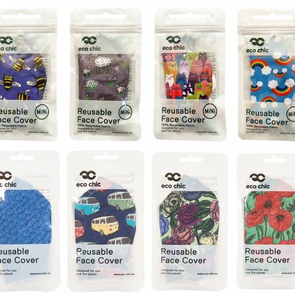 MA1-96 Pre-packed New and Mini Covers - 12s x 8 designs
