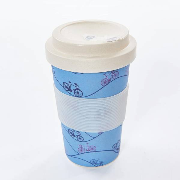 81016 Bike Bamboo Cup Pack of 3