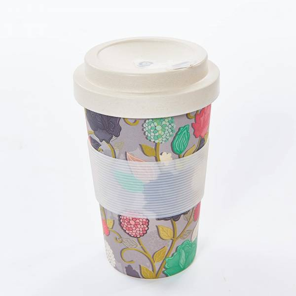 81018 Roses Bamboo Cup Pack of 3