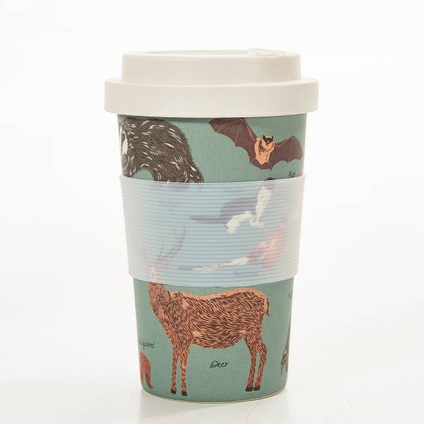 81035 Woodland Bamboo Cup Pack of 3