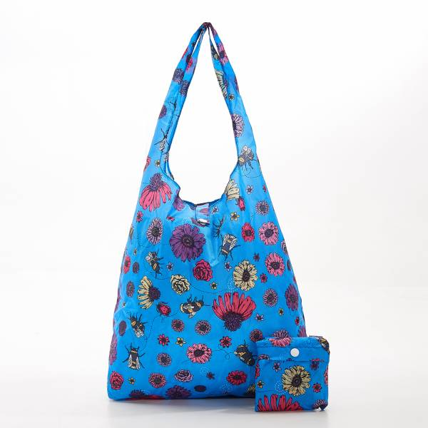 A02 Blue Bee2 Shopper x2
