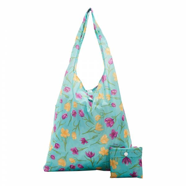 A14 Blue Crocus Shopper x2