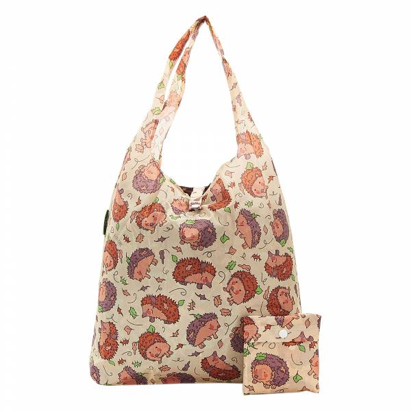 A32 Beige Hedgehog Shopper x2