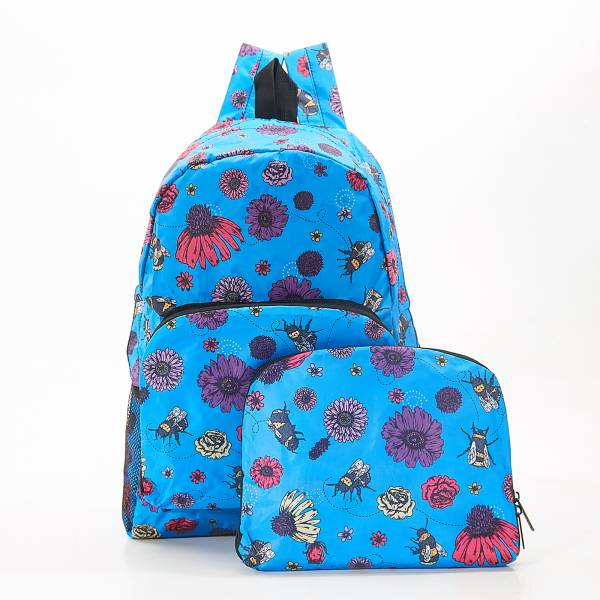 B02 Blue Bee2 Backpack x2