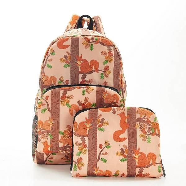 B20 Khaki Squirrel Backpack x2