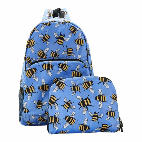 B28 Blue Bees Backpack x2