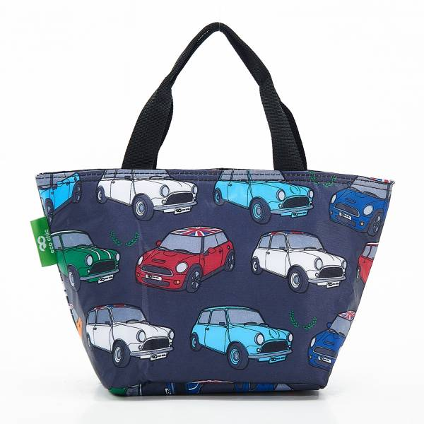 C01 Grey Mini Car  Lunch Bag x2