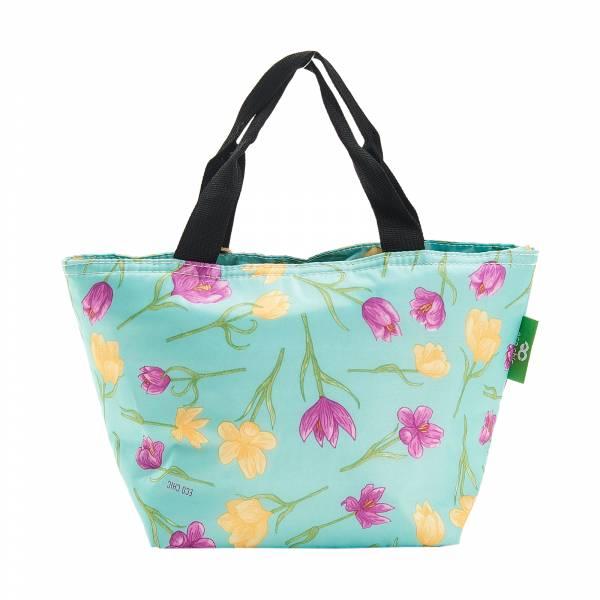 C14 Blue Crocus Lunch Bag x2