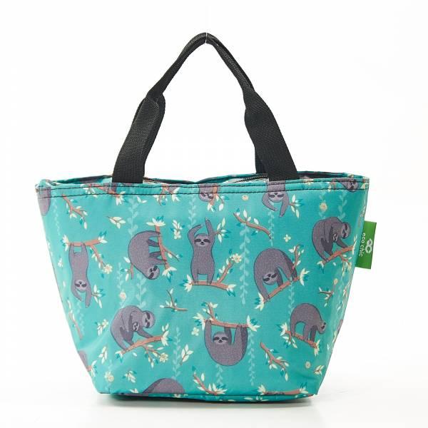 C22 Blue Sloth Lunch Bag x2