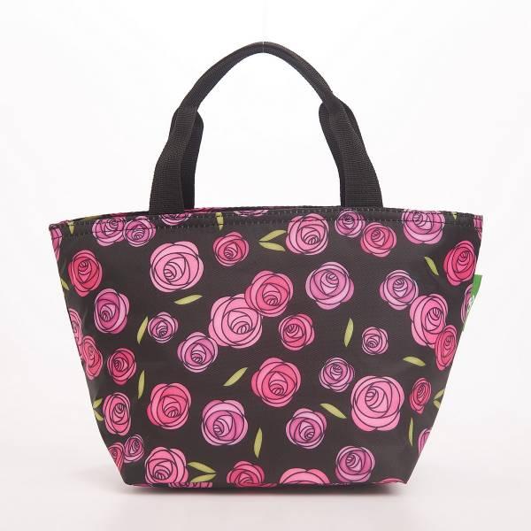 C31 Black Mackintosh Rose Lunch Bag x2