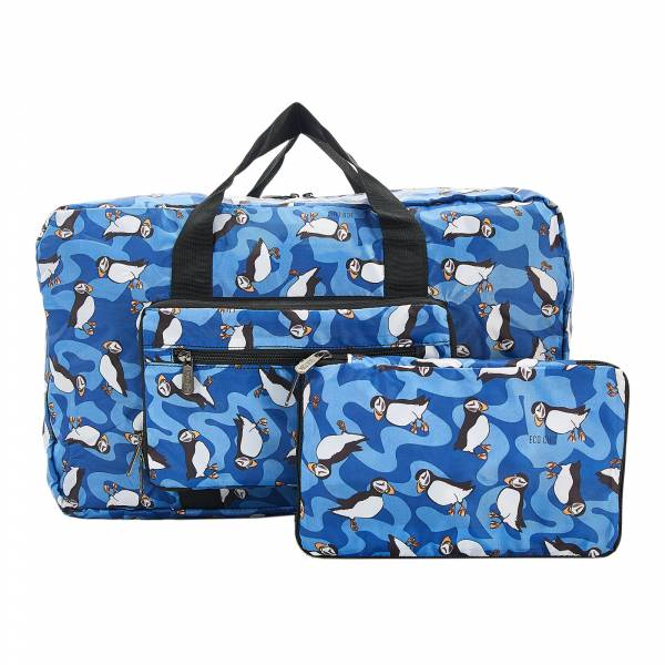 D23 Blue Puffin Holdall x2