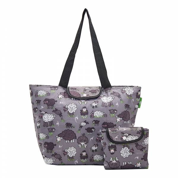E13 Grey Sheep Large Cool Bag x2