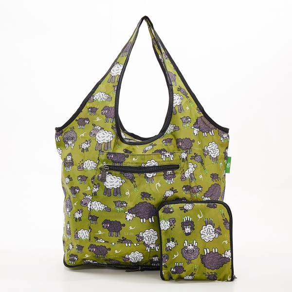F13 Green Sheep Weekend Bag x2