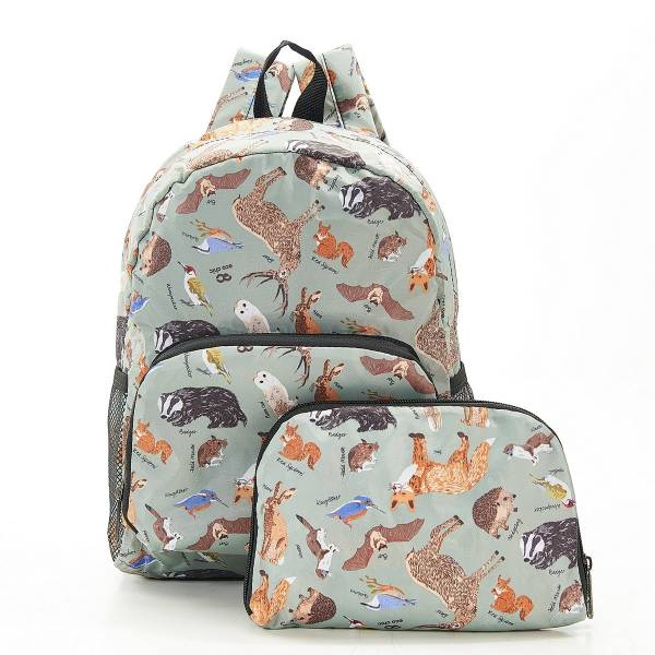 G01 Olive Woodland Backpack Mini x2