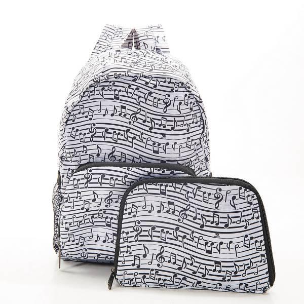 G04 White Music Backpack Mini x2