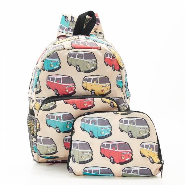 G10 Beige Camper Vans Backpack Mini x2