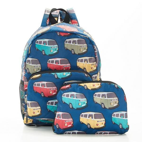 G10 Teal Camper Vans Backpack Mini x2